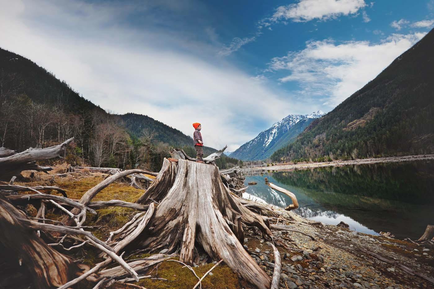 Littlest Adventurer by Nicole Bichsel