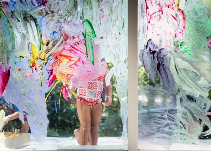 Artist and Residence by Jennifer Bogle