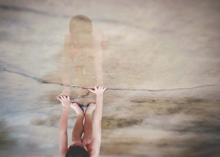 Self Reflection by Amanda Burr