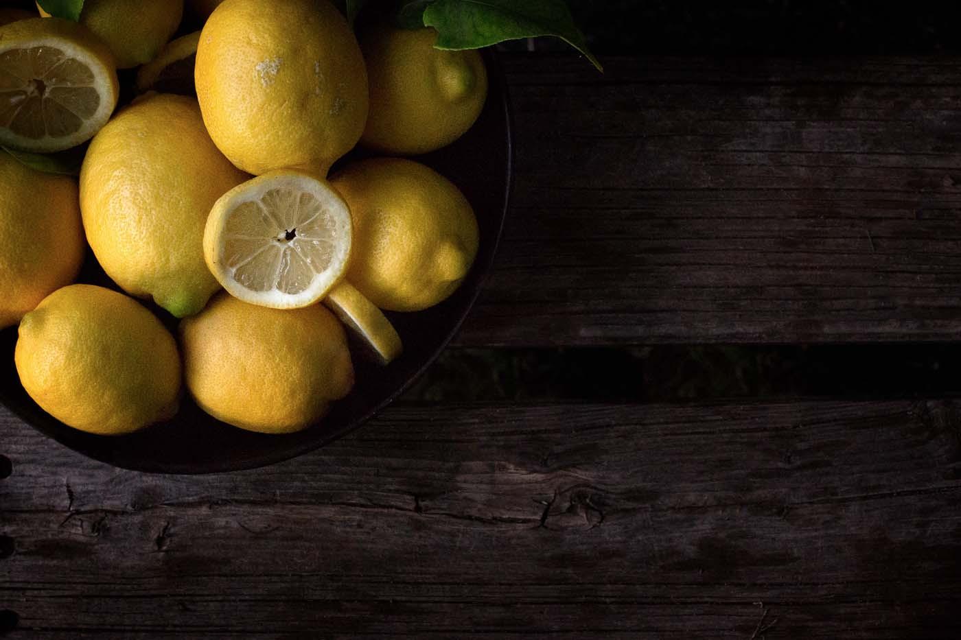 Lemons by Ashley Carlon
