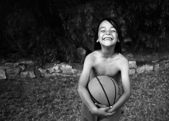 Belly Laugh by Ashley Carlon