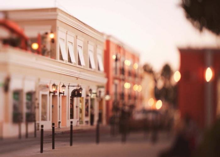 Calle Dorada by Marissa Gifford