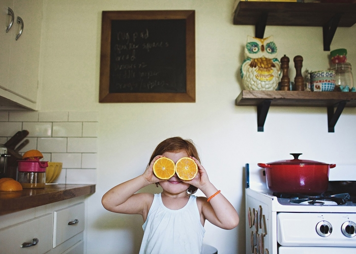 Making Orange Juice by Suzanne Gipson