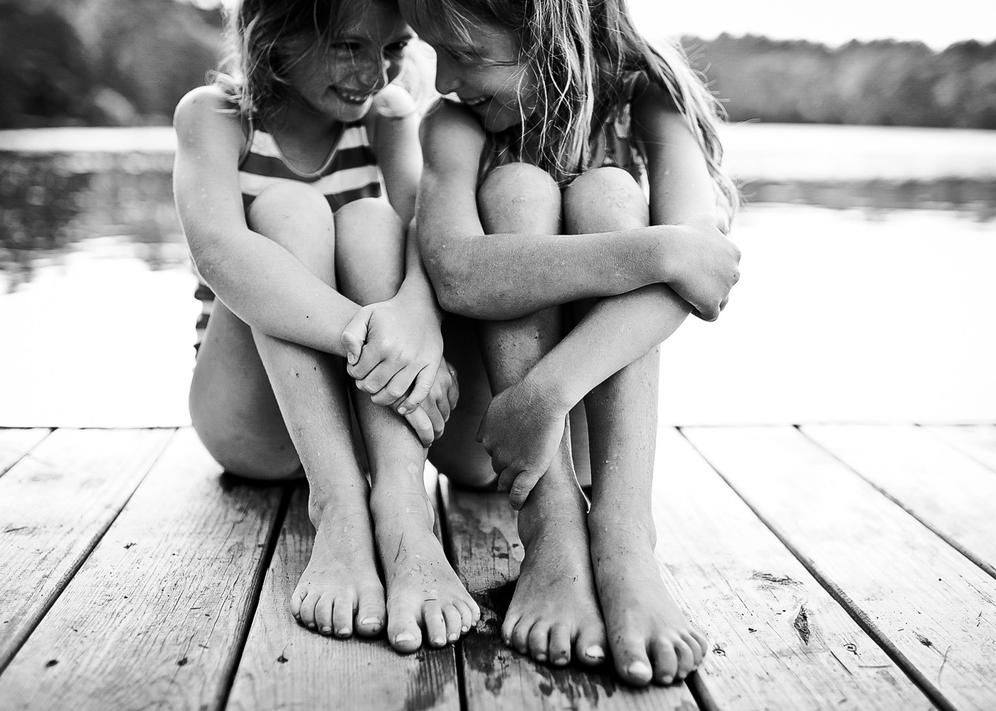 Summer Sisters by Liza Hall