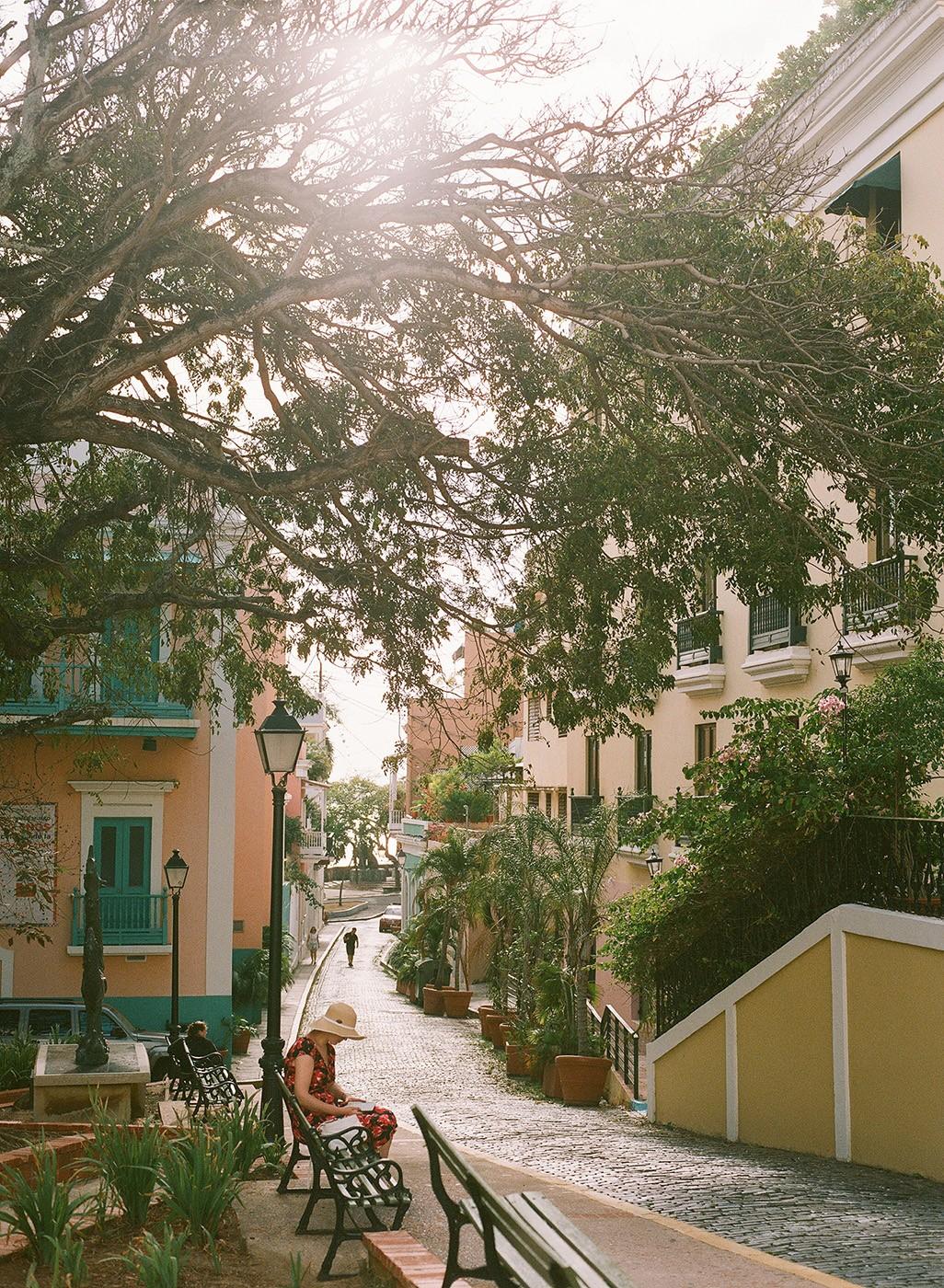 Solitude in San Juan by Kim Hildebrand