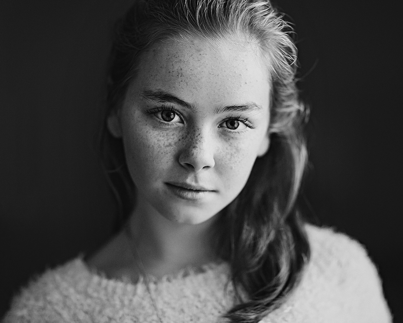 Freckles by Willie Kers