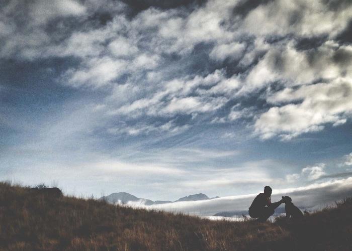Kintla In The Clouds by Bianca Klein