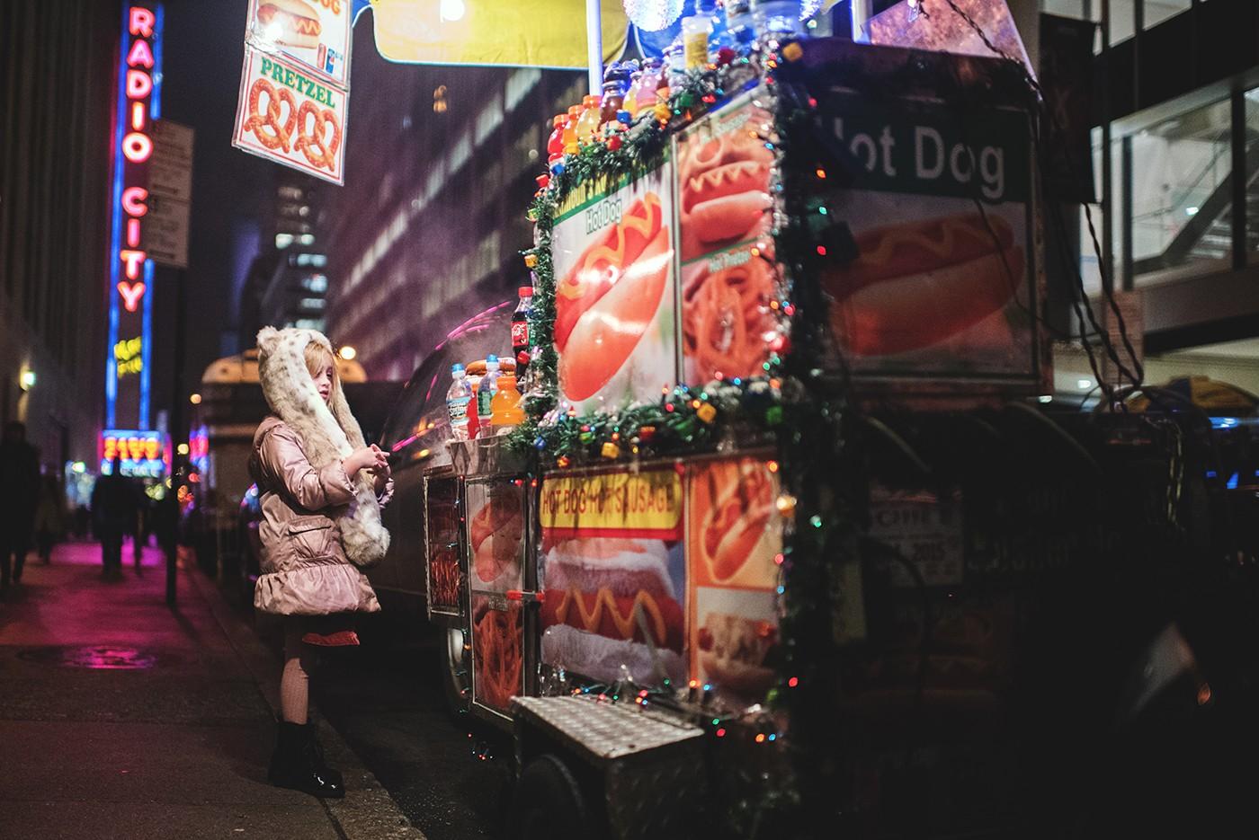 Hot Dog by Liz LaBianca