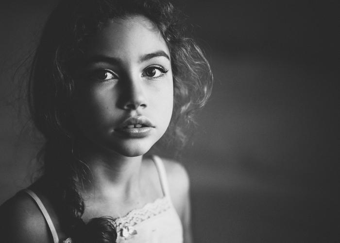Little Artist by Emma Wood