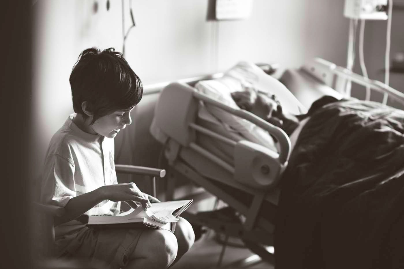 The Reader by Kellie Bieser