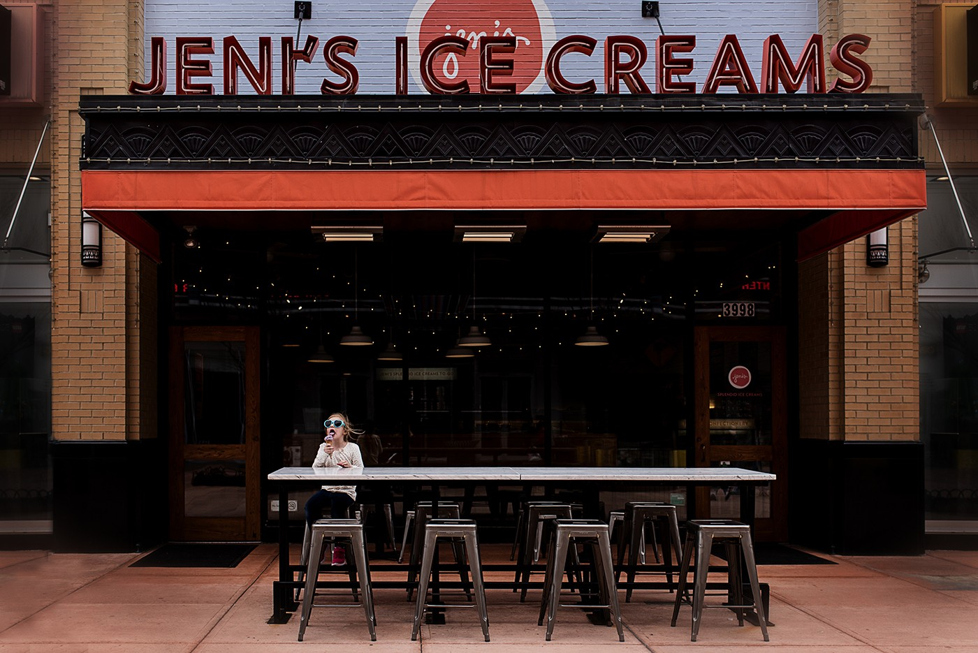 Ice Creams by Kellie Bieser