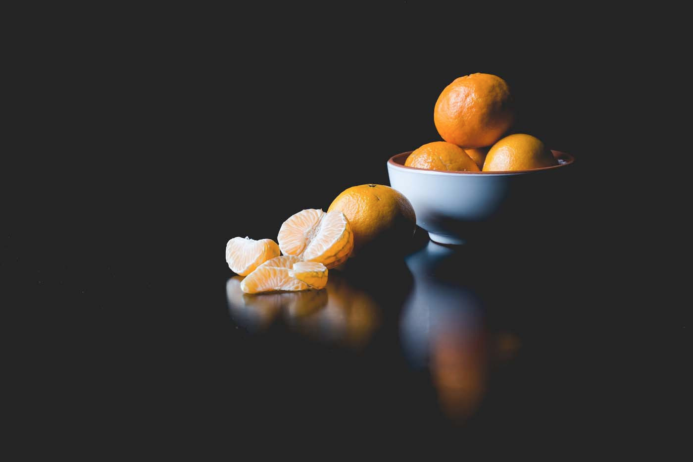 Clementines by Signe Clayton