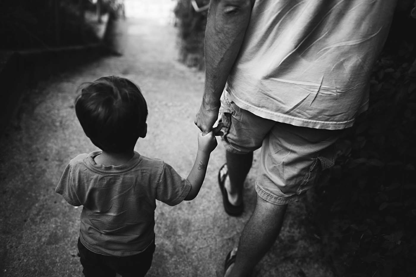 Hand In Hand by Maria Manco