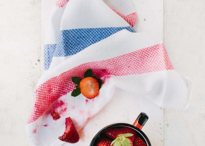 Strawberries by Lauren Mitchell