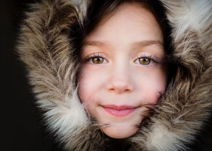 Furry Hood by Jennifer Nobriga