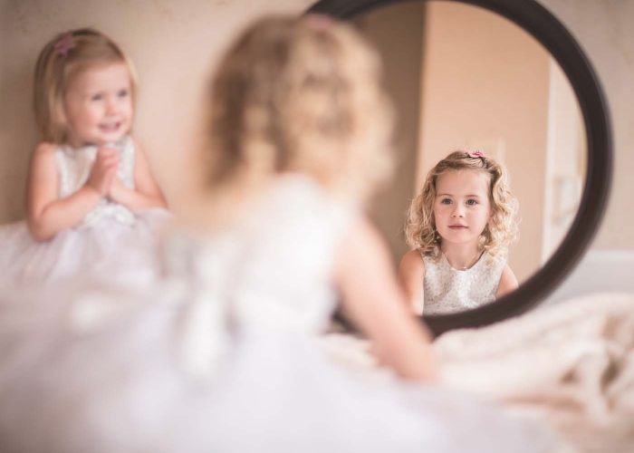 Girls in Dresses by Something Beautiful Photography