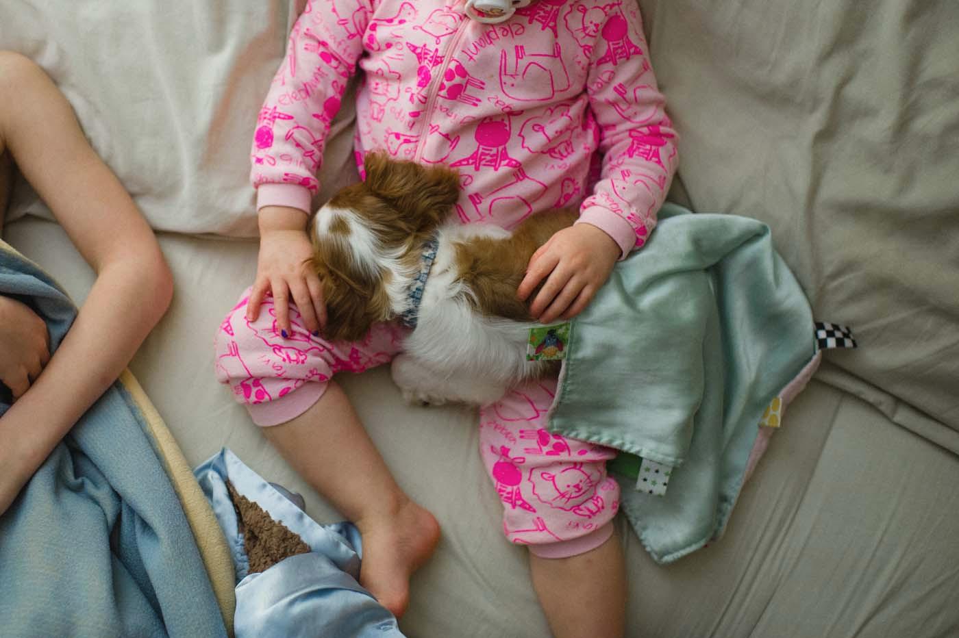 Puppy Love by Jessica Svoboda