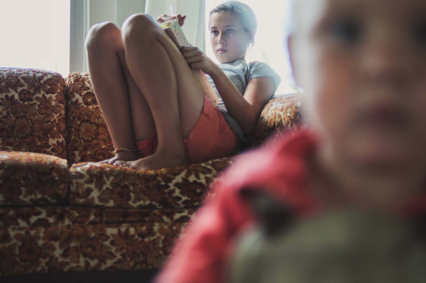 Concentration by Jessica Uhler