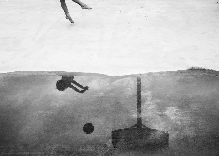'Hoops' by Ashley Carlon