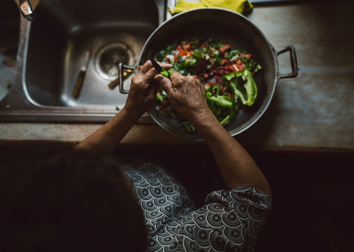 'Grandma's Kitchen' by Antonieta Esis