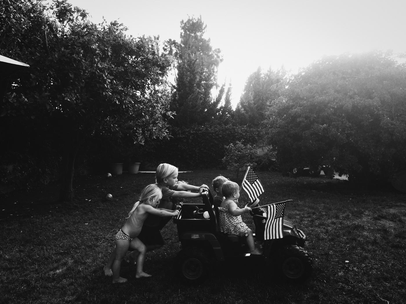 'Truckin' Cousins' by Kelly Sutton