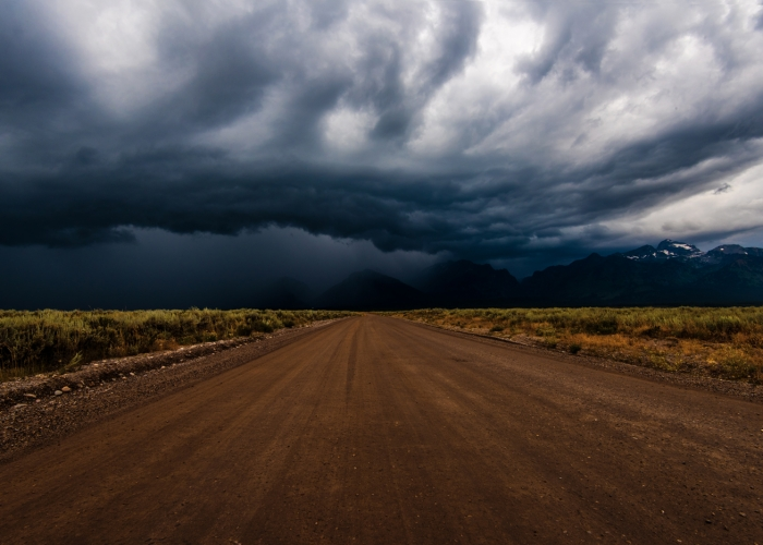 'Incoming Storm' by Kristen Ryan
