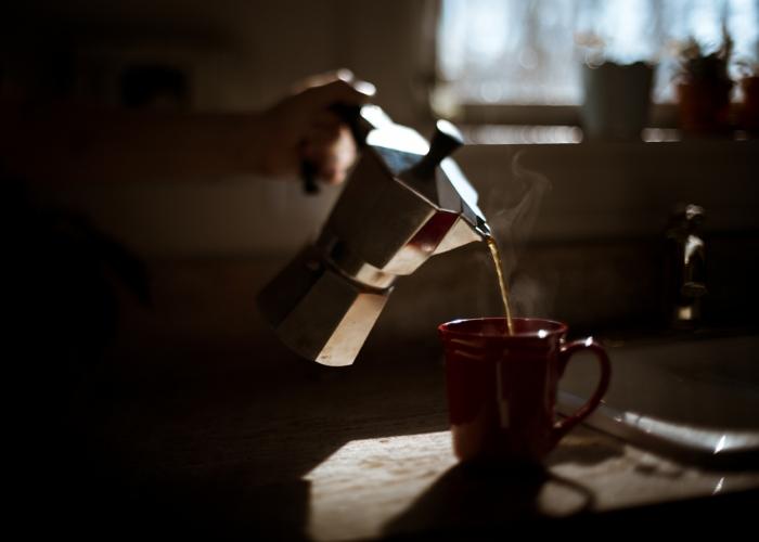 'Morning Ritual' by Celeste Pavlik