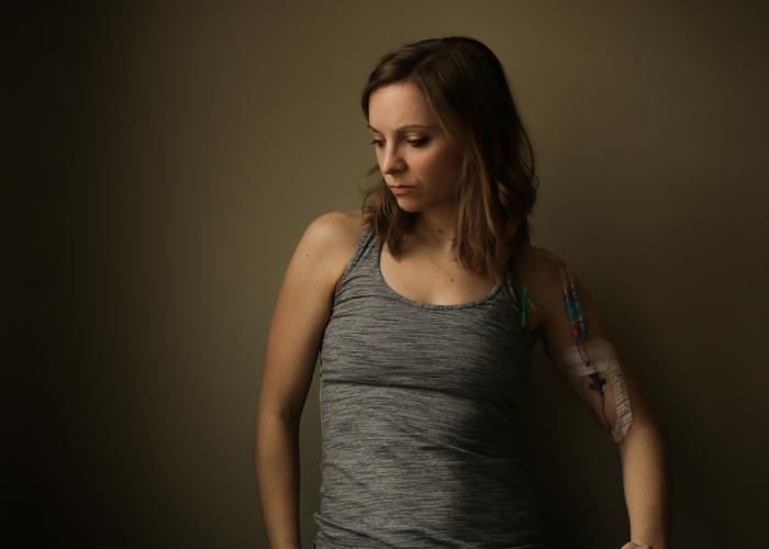 'Strength Amidst Struggle' by Megan Parker