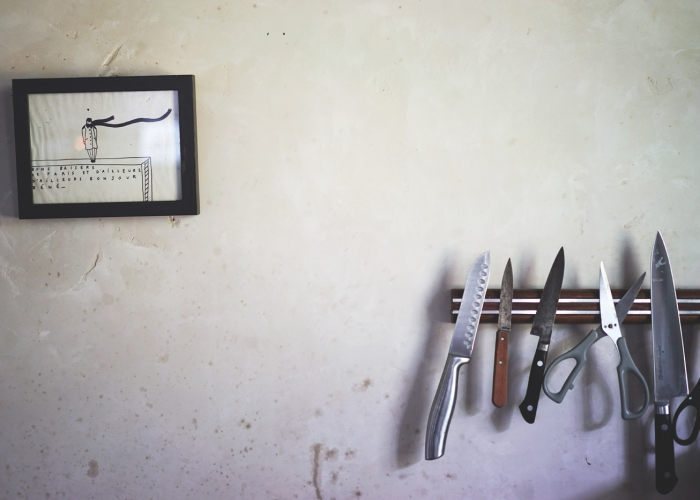 'Art Sharpening' by Benedicte Lechrist
