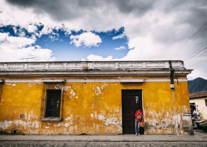 'Antigua Guatemala' by Melissa Baerwald