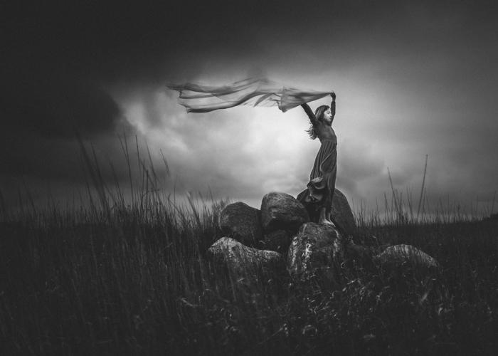 'Roaring Prairie' by Caroline Jensen
