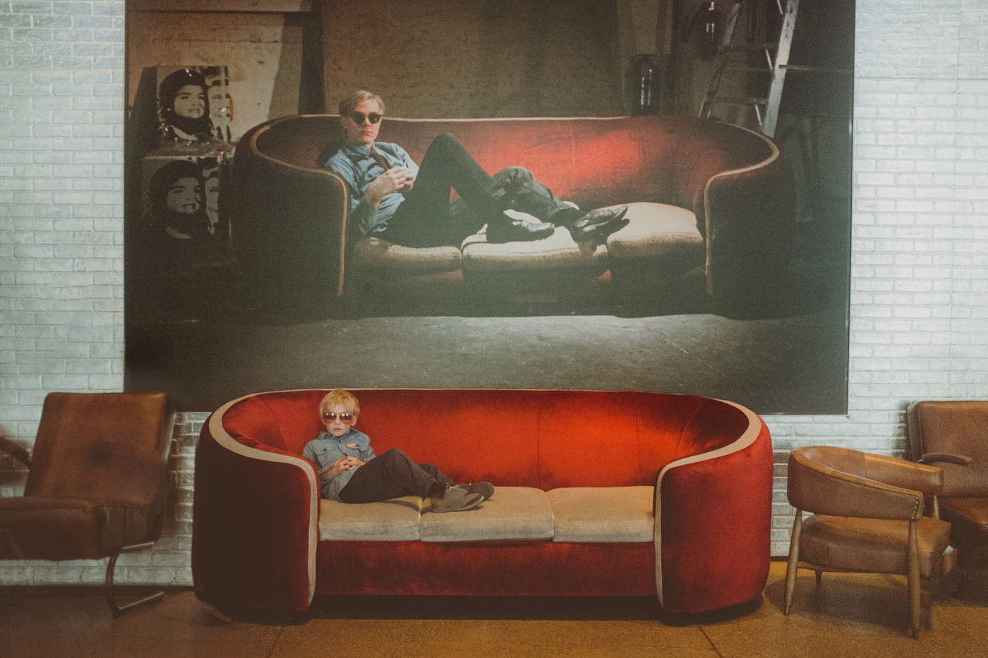 'Warhol' by Taryn Boyd