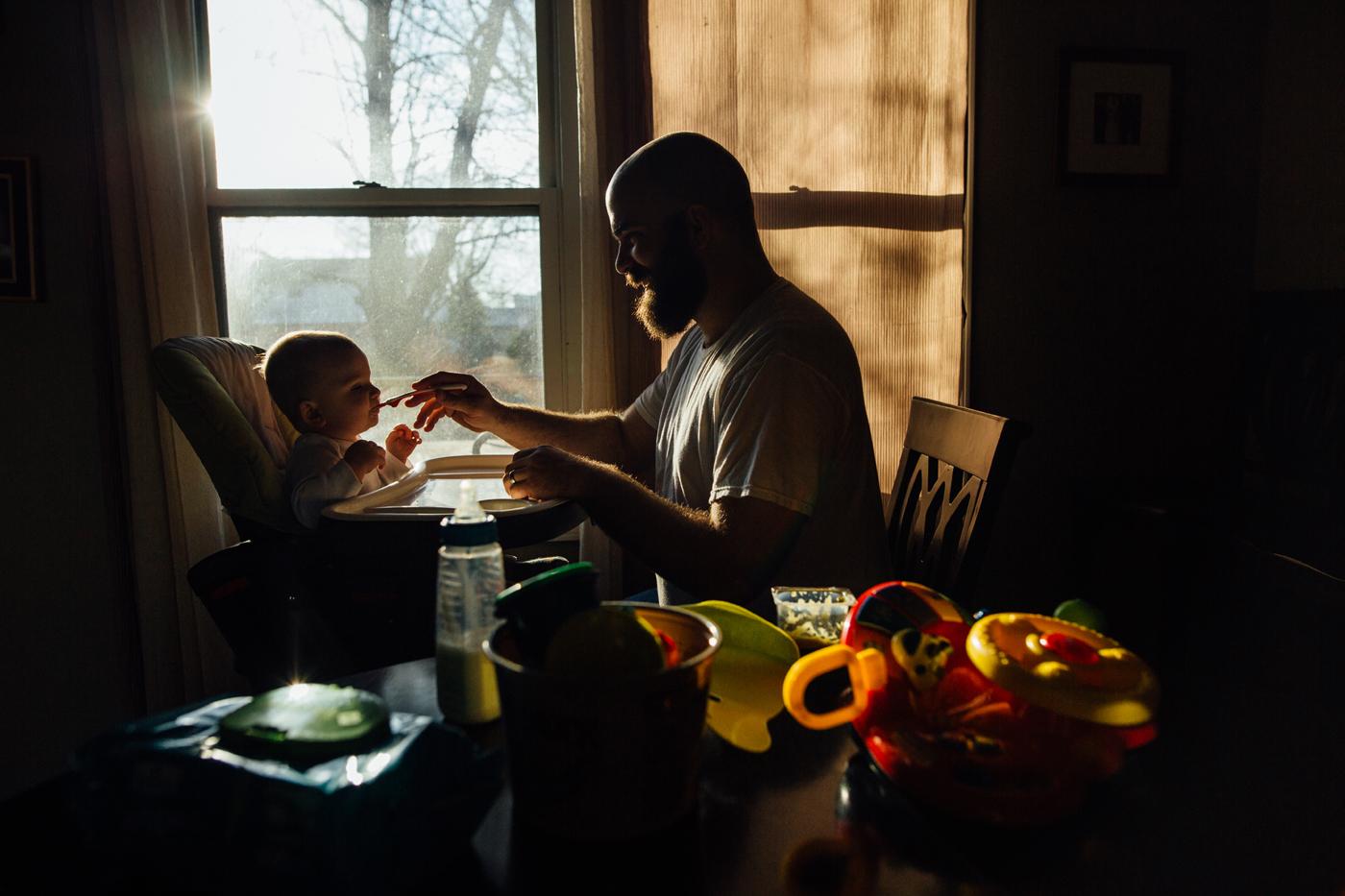 'Father Son' by Jamie Scott