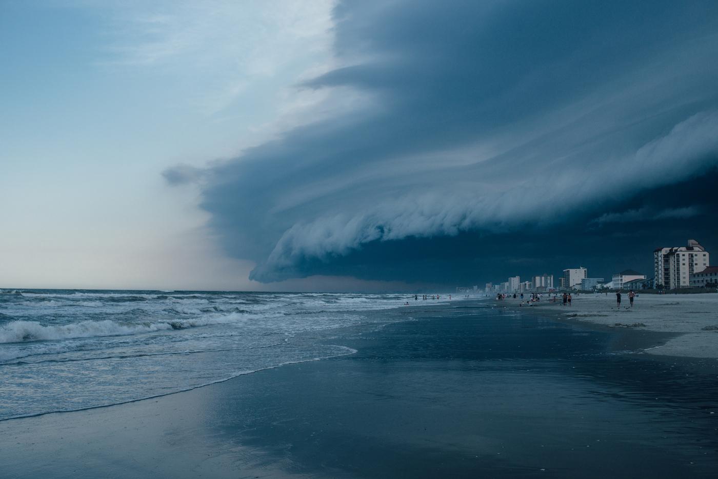 'Summer Storm' by Andrea Moffatt