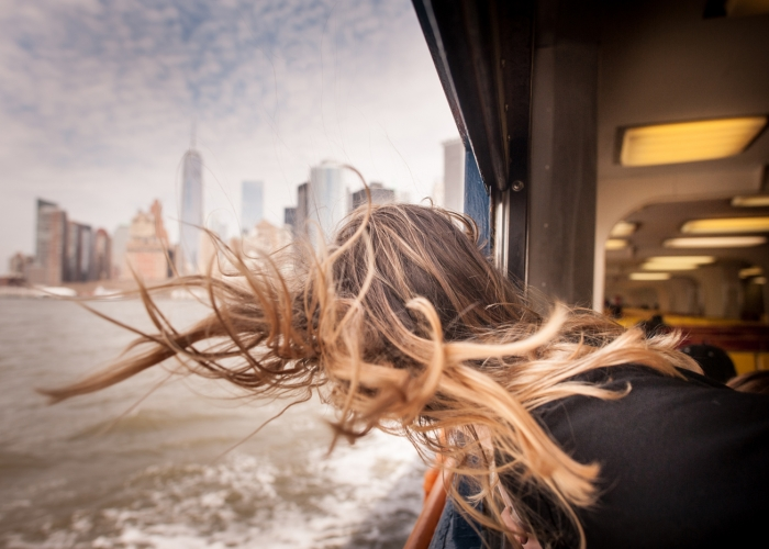 'Ferry Ride' by Kate Albright