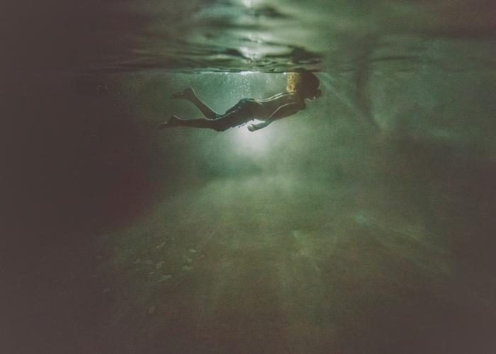 'Nightswimming' by Jennifer Kapala