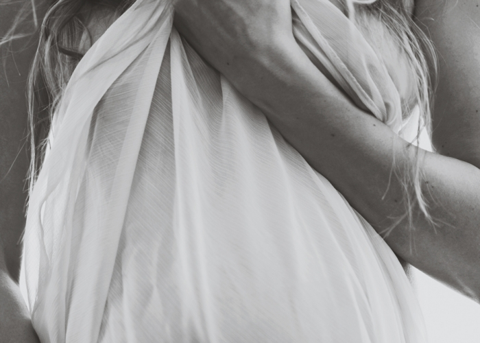 'Wild Woman' by Chantal Richard-Mercier