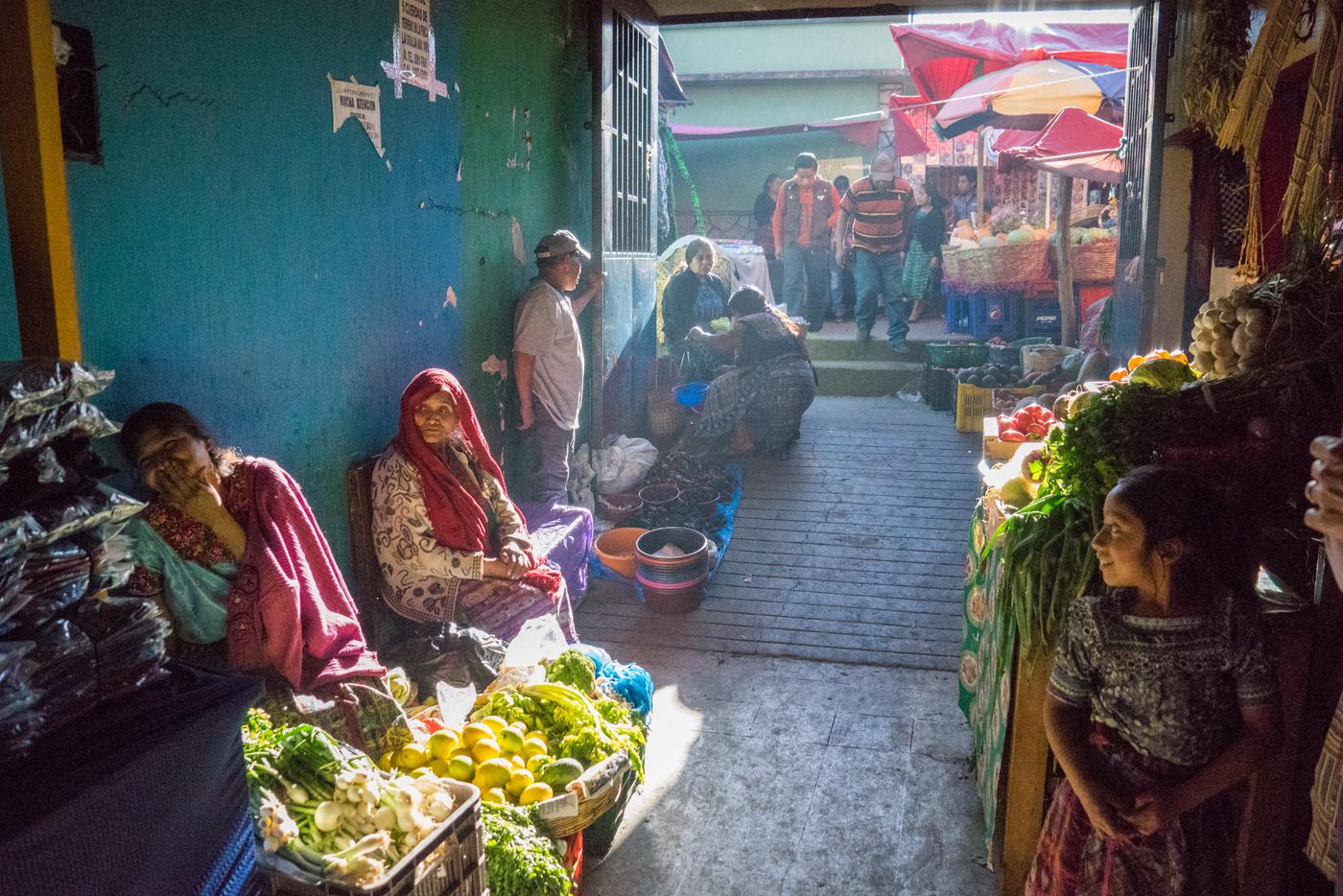 Knox_Tecpan Market Guatemala