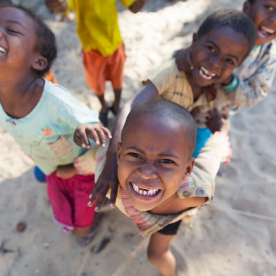 Wixon_Happy Anjajavy (Madagascar) Village Kids