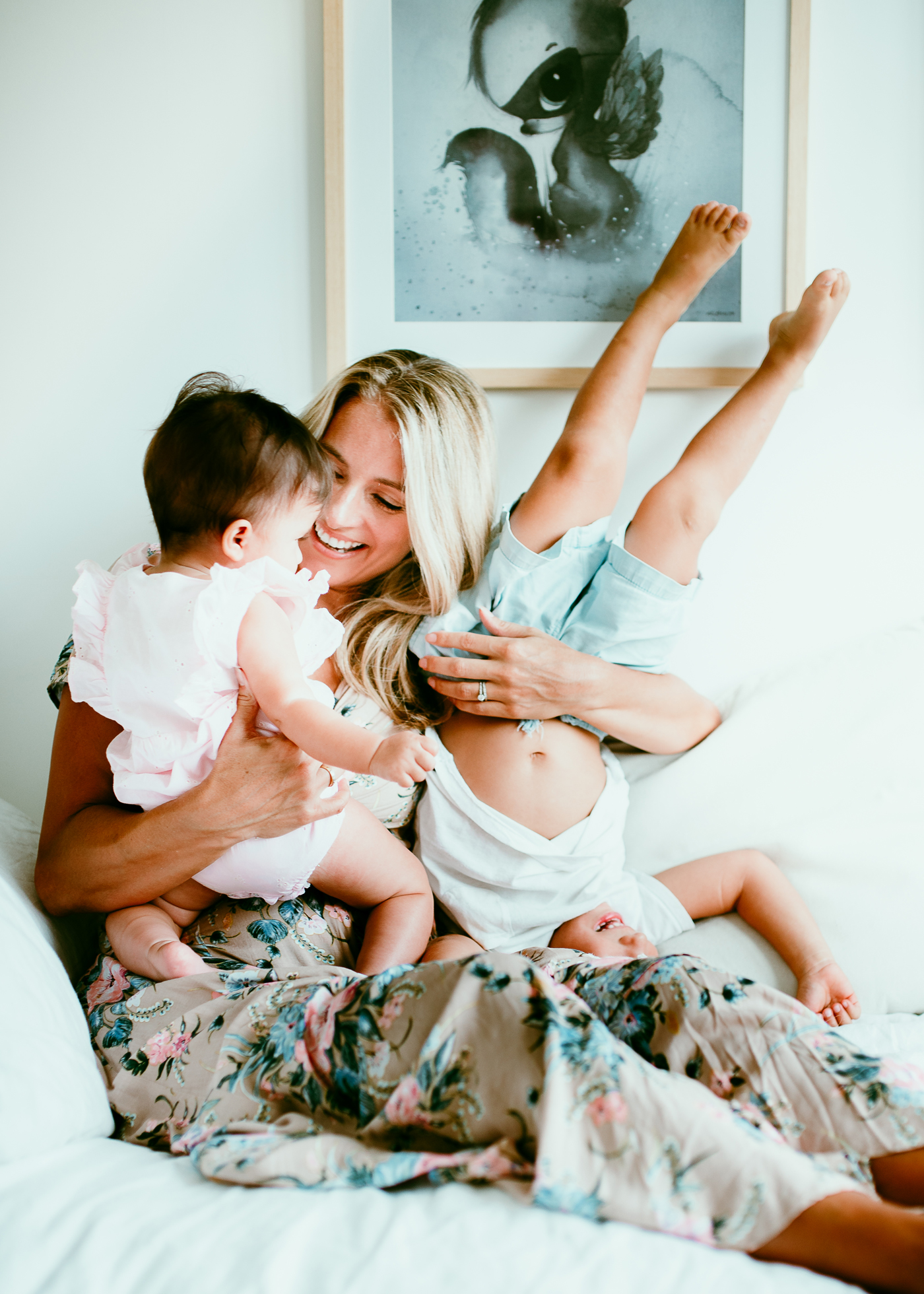 BarkerWellsC-Ups and Downs of Motherhood-LoveConnection