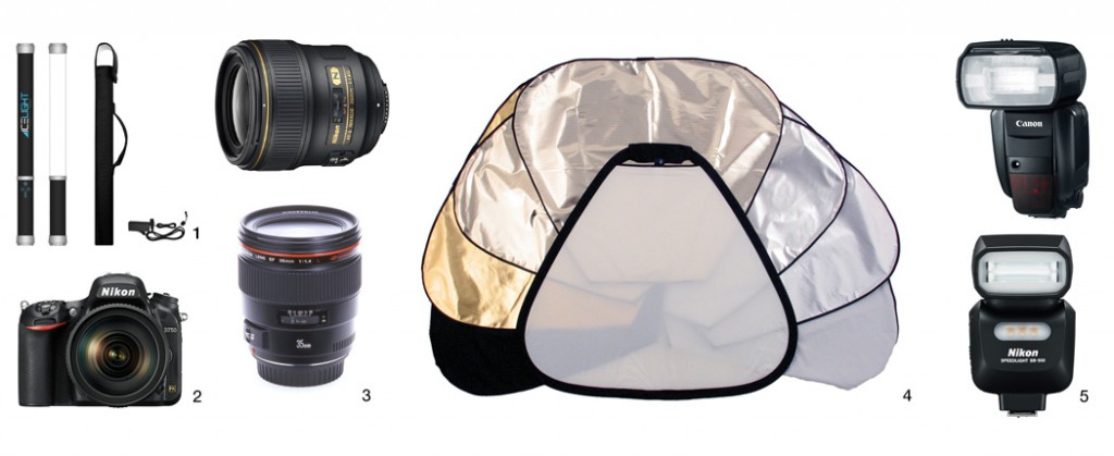 photo gear for winter shooting