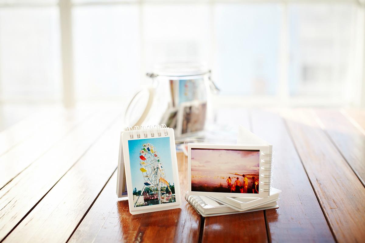 Social Print Studio Minibooks
