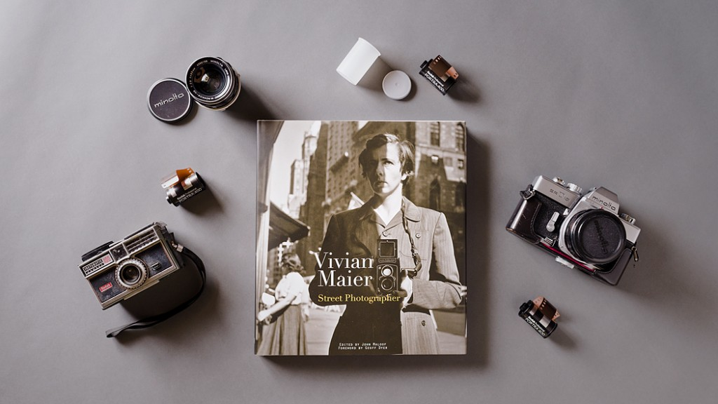 photography book on street photography