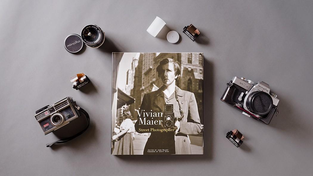 Books Vivian Maier Book About Vivian Maier
