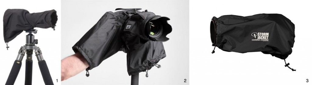weather protection for cameras
