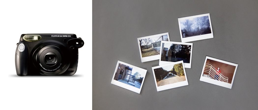 The Fujifilm Instax 210 Instant Gratification For Photographers
