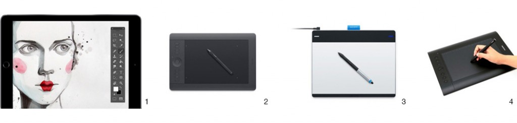 editing tablets for photograhpers