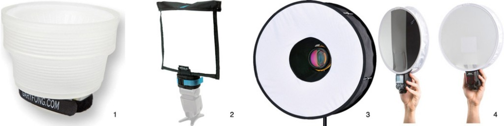 diffusers for speedlights