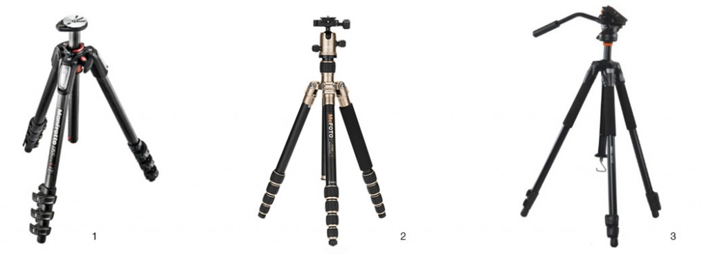 tripods for photographers