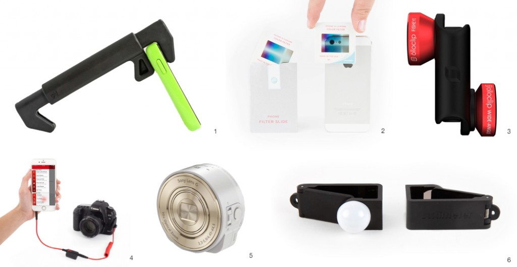 photo accessories for your smart device